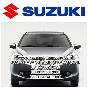 Kaca mobil Suzuki Baleno kacamobil
