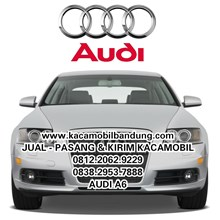 Kaca mobil Audi A6 kacamobil