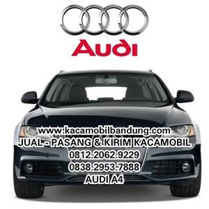 Kaca mobil Audi A4 kacamobil