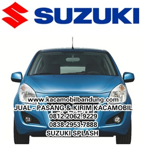 Kaca mobil Suzuki Splash kacamobil