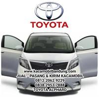 Kaca mobil Toyota Alphard  1