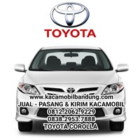 Kaca mobil Toyota Corolla kacamobil