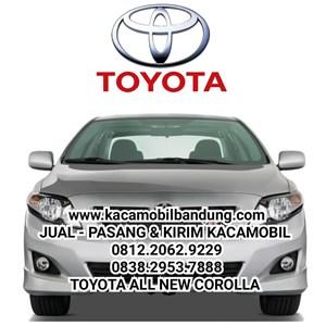 Kaca mobil Toyota Allnew Corolla kacamobil