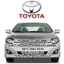 Kaca mobil Toyota All New Corolla kacamobil