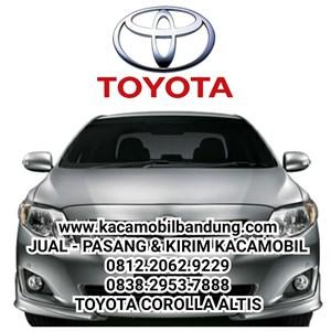 Kaca mobil Toyota Corolla Altis kacamobil