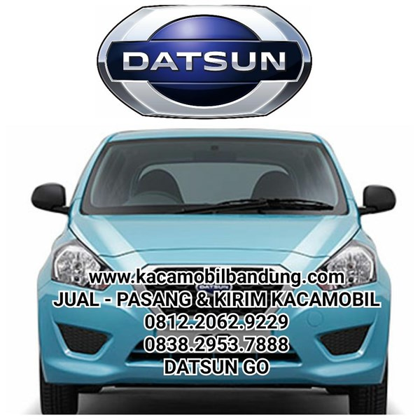 datsun go car glass