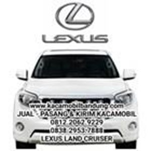 Kacamobil Lexus Landcruiser kaca mobil