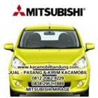 Kaca mobil Mitsubishi mirage kacamobil
