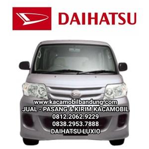 Kacamobil Daihatsu Luxio