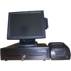 Pos Terminal Touchscreen Codesoft 9015