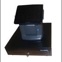 Pos Terminal Codesoft 138 Touchscreen & Aplikasi Resto