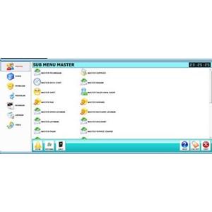 Aplikasi Spa & Reflexi