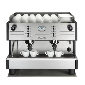 Saeco Steel 200 Coffee Machine Semi Auto