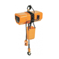 Jual Chain Hoist Hitachi