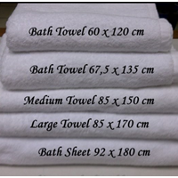 Batch Towel 70gr