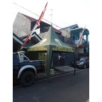 Tenda Promosi Kerucut & Limas 1