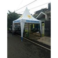Beli Jual Tenda Promosi Kerucut 4
