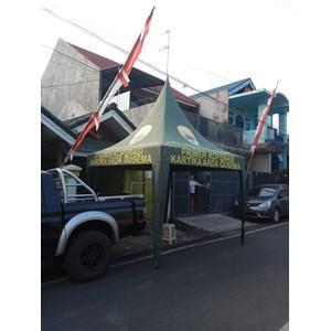 Tenda Promosi Kerucut & Limas