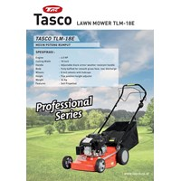 Mesin Potong Rumput Lawnmower Tasco TLM 18E
