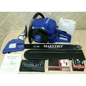 From Chainsaw Maestro MT6500 (54CC) + BAR 22