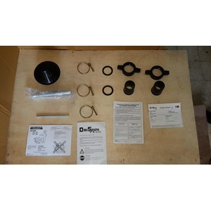 From Waterpump HONDA Daishin SCR50HX 1