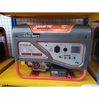 Jual Genset 6000 watt STARKE GFH9900LX 2