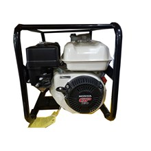 Gasoline Waterpump Honda SCR - 80 HP 3 dim  + Engine GP160