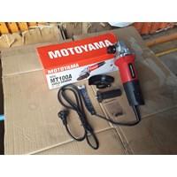 Jual MT100A Motoyama Angle Grinder/Gerinda