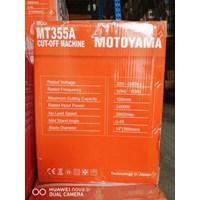 Jual Motoyama Cut off Machine MT355A