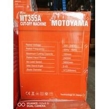 Motoyama Cut off Machine MT355A