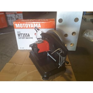 Motoyama Cut off Machine MT355A