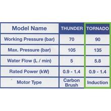 Hyundai Tornado High Pressure Washer
