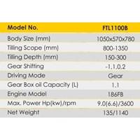 Jual Cultivator Firman  Tiller FTL 1100 B