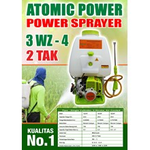 Alat Semprot Pertanian Atomic Power Knapsack 3wz4 2tak