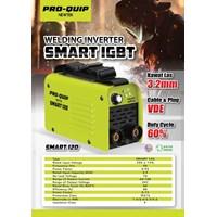 From Proquip Inverter Smart 120 IGBT 450 watt 0