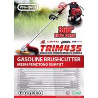 Mesin Pemotong Rumput Bensin Proquip Trim435