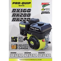 Engine Mounting Proquip RX160