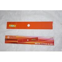 Sparepart Mesin Pemotong Rumput Pisau Sensei Orange 450 x70 x 1.6