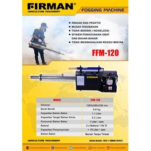 Mesin Fogging Firman FFM-120