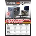 Genset Silent Starke Stromerzeuger SG-Series 1