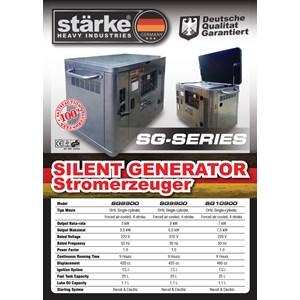 Genset Silent Starke Stromerzeuger SG-Series