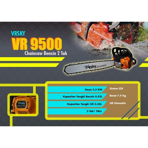 Gergaji Mesin VRSKY VR9500 2 tak