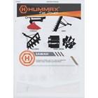 Cultivator Hummax T-Rex untuk kebun dan sawah MULTIFUNGSI 3