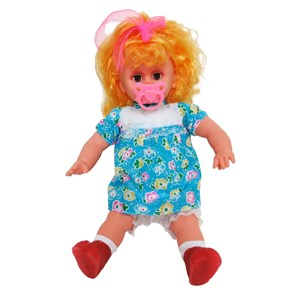 7L - Mainan Bayi Boneka Susan - Biru