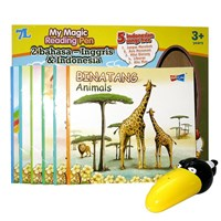 7L - Mainan Edukasi Magic Reading Pen
