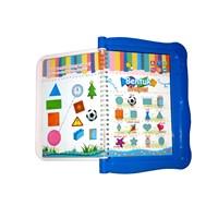 Jual 7L - Mainan Edukasi E-Book Ind-Eng - Biru