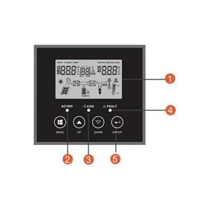 Dari Inverter Hybrid MUST PH1800 PLUS Series 1.5-5KW 4