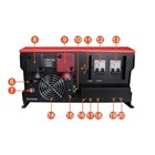 Solar Inverter MUST PV3500 Series (4-6kW 3