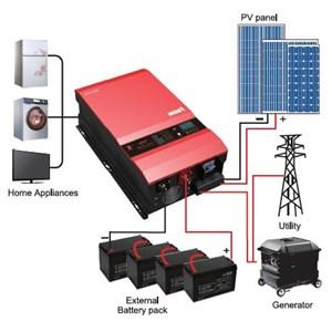 Dari Solar Inverter MUST PV3500 Series (4-6kW 1