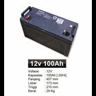 Baterai Panasonic 100AH 2